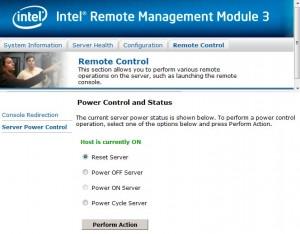 remote management module 3